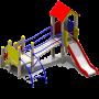 Детские игровые комплексы от 3 до 6 лет